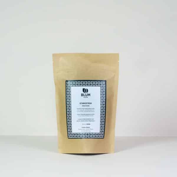 Starkstrom Mischung Blum Kaffee