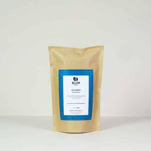 Kolumbien Sortenrein Blum Kaffee