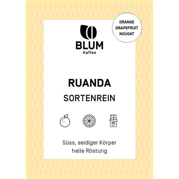 Ruanda Baho Kaffee Filter